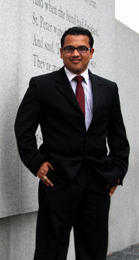 Jose Luis Zelaya (Photo/Jason Syptak)