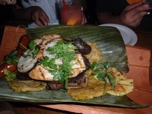 Parrillada from Andres Carne de Tres (Photo/Kristina Puga)