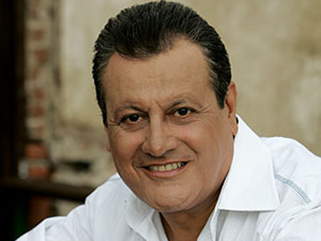 Salsa singer Ismael Miranda (Courtesy Ismael Miranda)